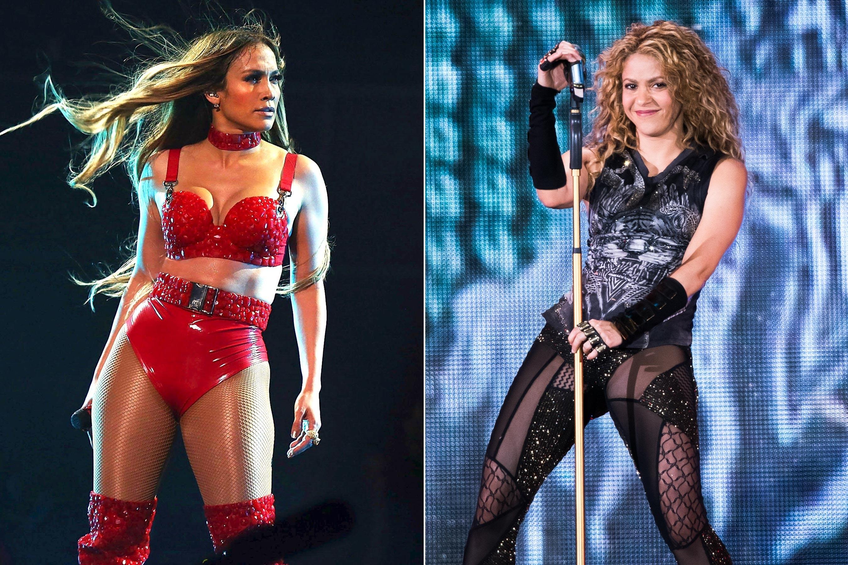 Jennifer Lopez, Shakira Will Be The 2020 Super Bowl Halftime regarding Super Bowl Halftime Show 2020
