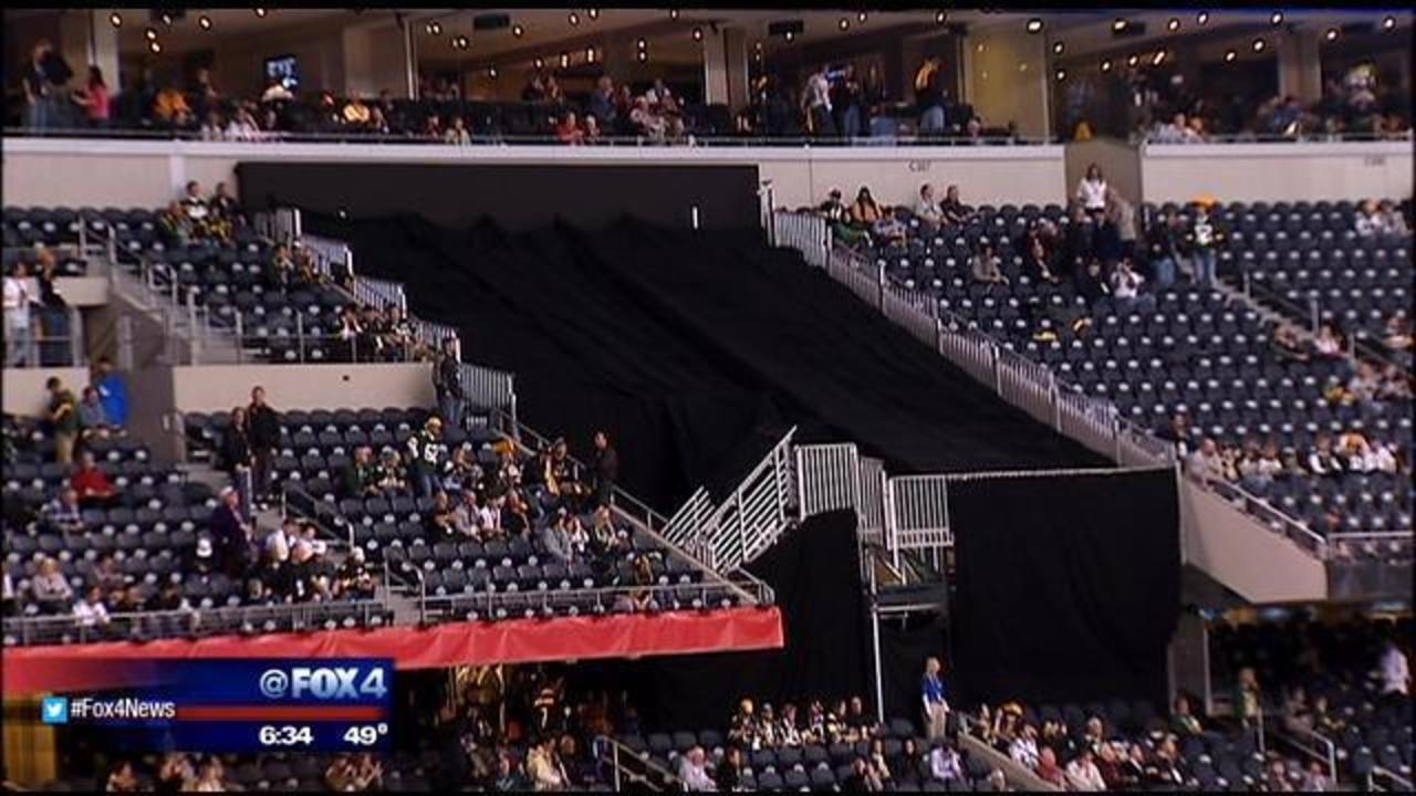 Jerry Jones Regrets Super Bowl Xlv Fans Not Having Seats with regard to Super Bowl Xlv Seating Problems