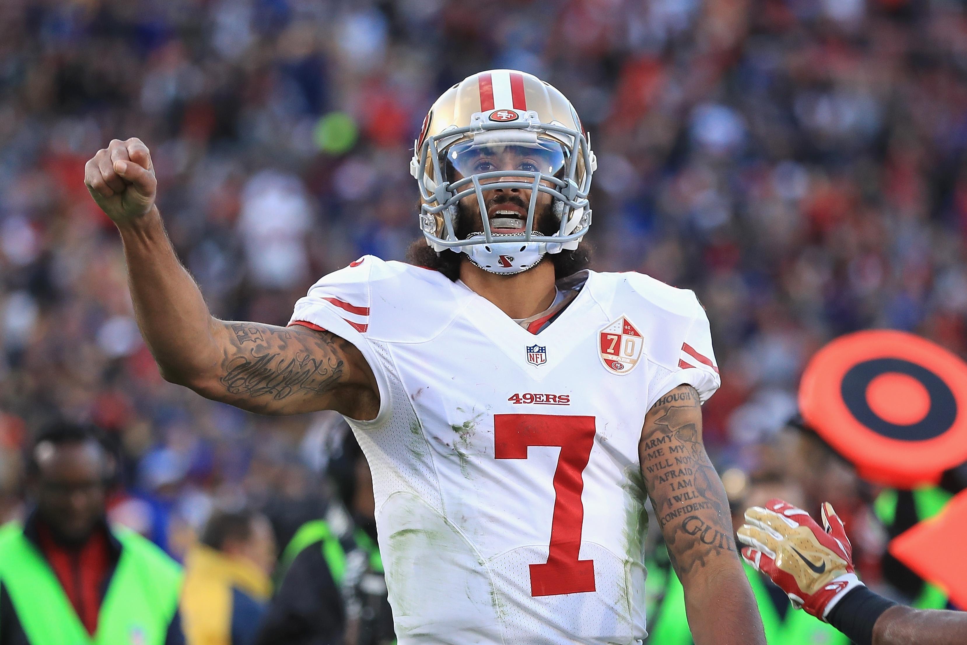 John Lynch On Colin Kaepernick: 'i Think Of Qb That Got To with Colin Kaepernick Super Bowl