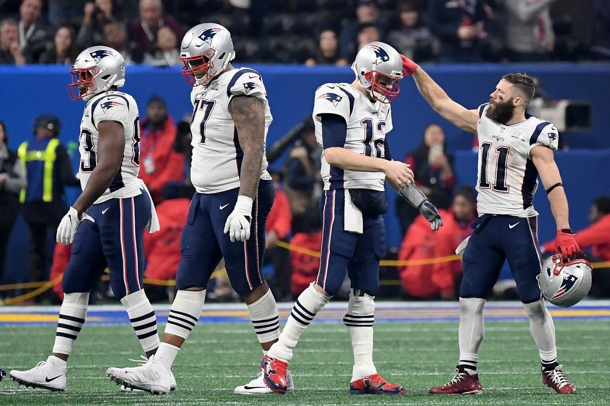 Julian Edelman Should Give His 2019 Super Bowl Mvp To The for Julian Edelman Super Bowl Liii
