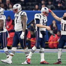 Julian Edelman Should Give His 2019 Super Bowl Mvp To The in Vote For Super Bowl Mvp 53
