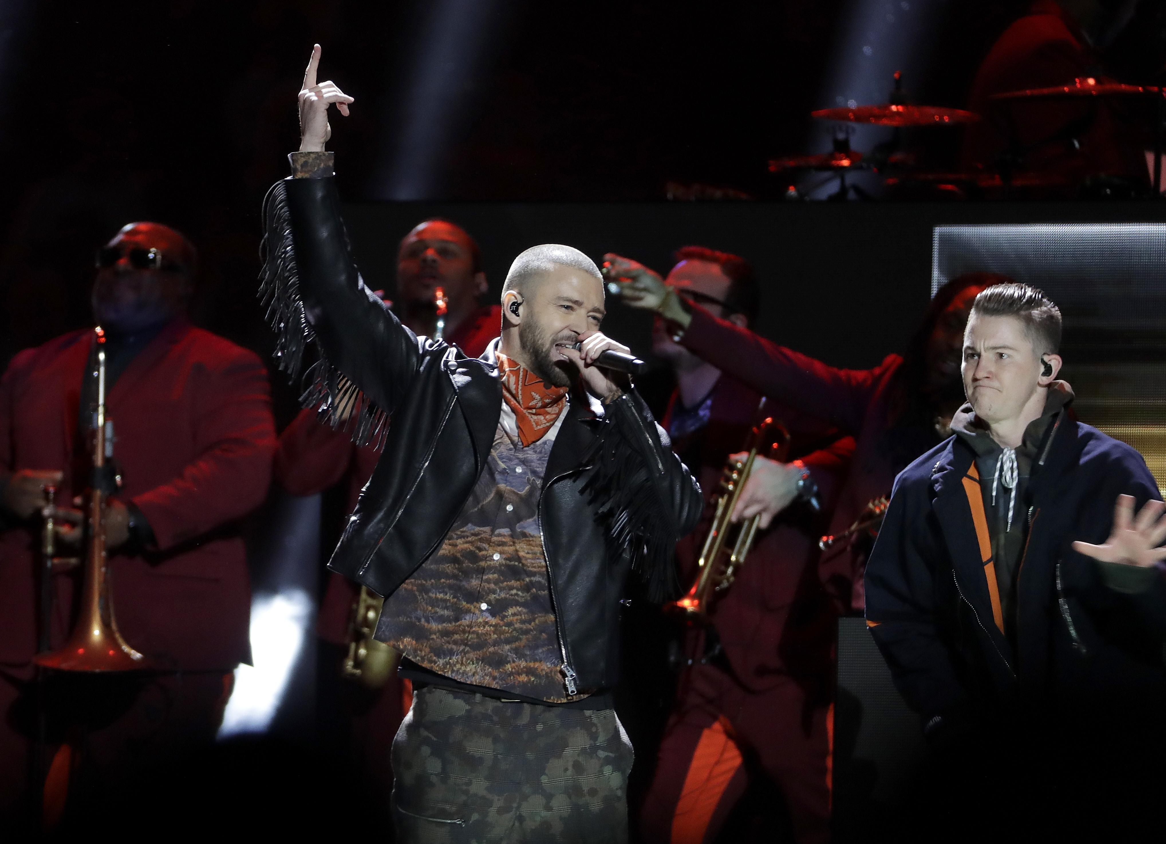 Justin Timberlake's Botched Super Bowl Halftime Show Abuse regarding Justin Timberlake Super Bowl 2018