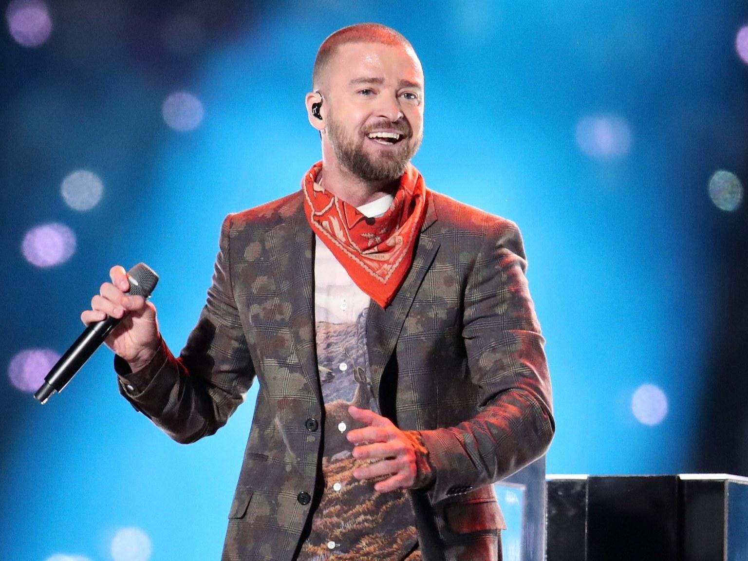 Justin Timberlake's Halftime Show Drew Mixed Response From inside Justin Timberlake Super Bowl