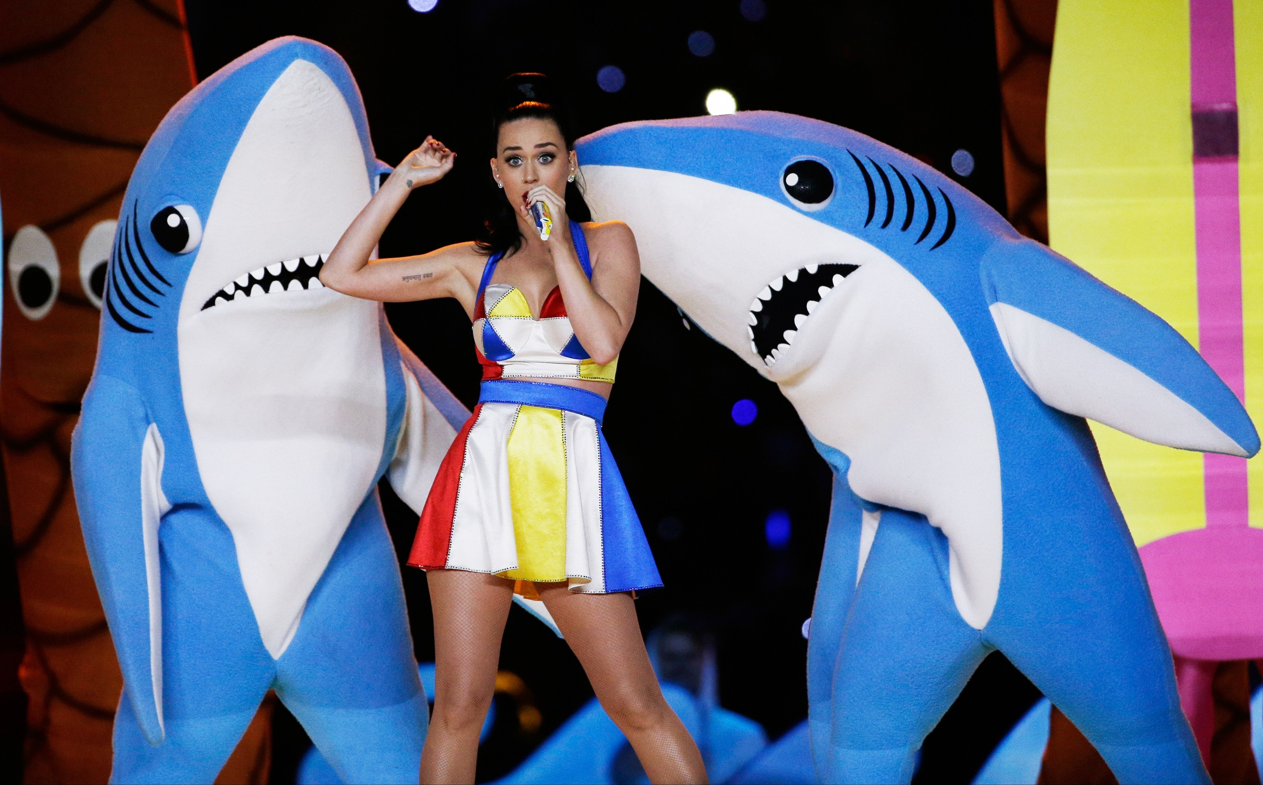 Katy Perry's Super Bowl | The New Yorker within Katy Perry Super Bowl