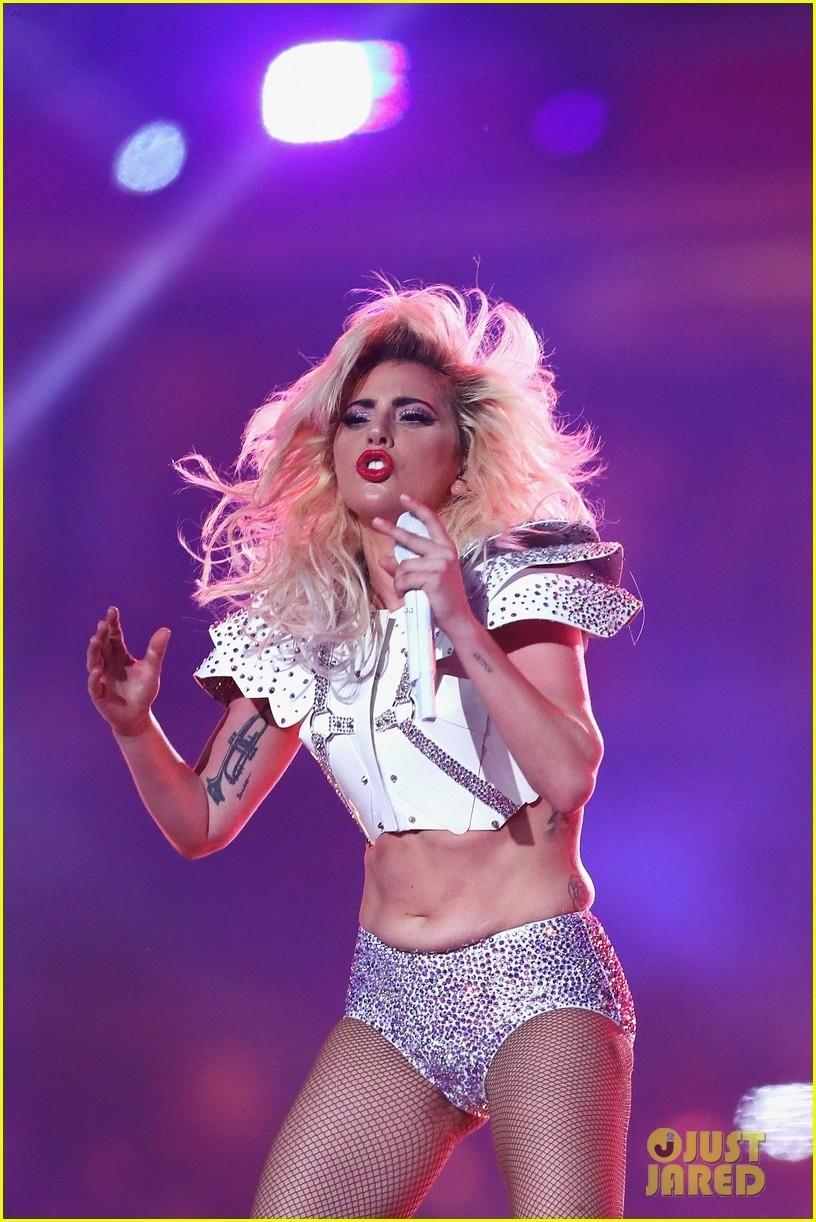 Lady Gaga Responds To Body Shamers: 'i'm Proud Of My Body in Lady Gaga Super Bowl 2018