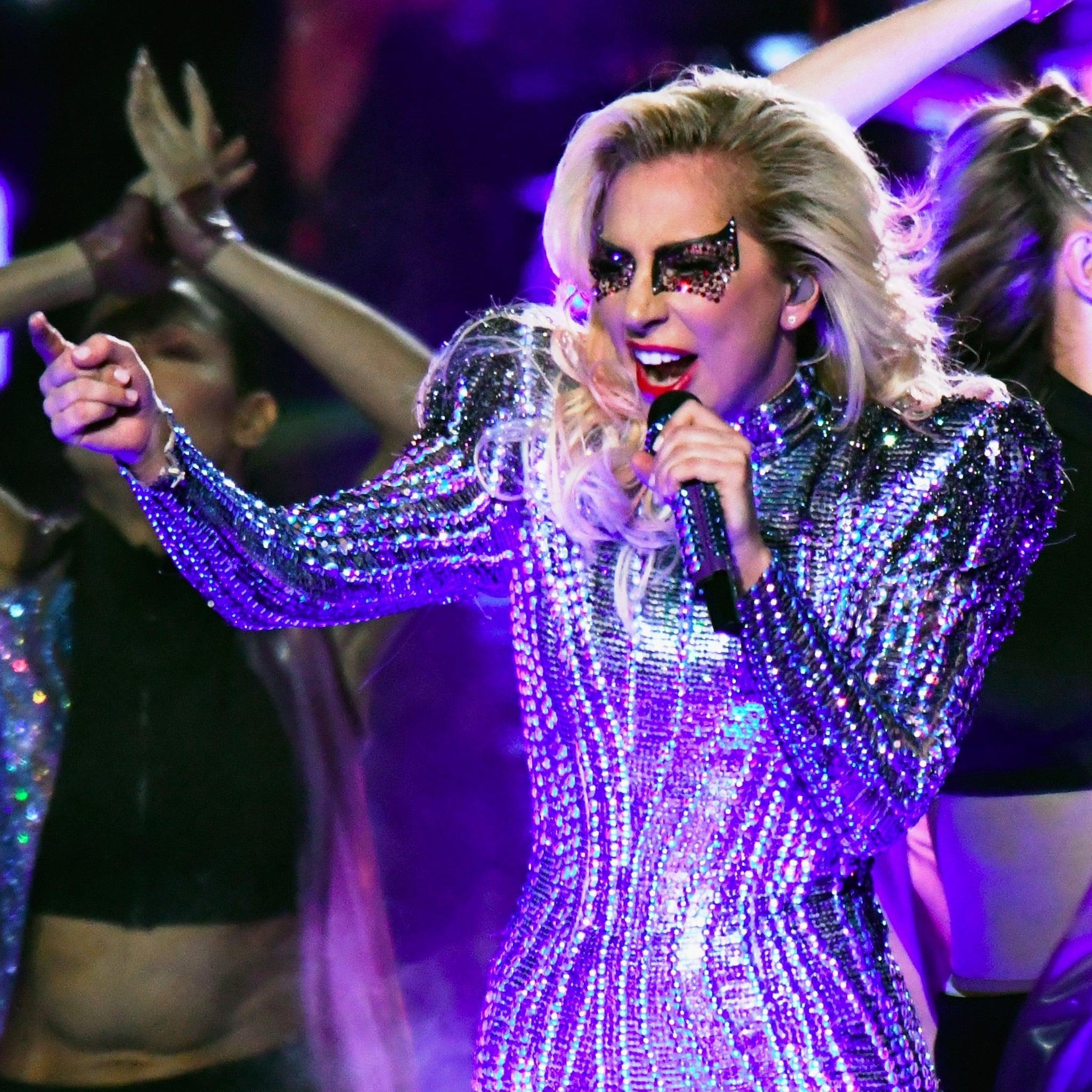 Lady Gaga Super Bowl Outfits 2017 | Popsugar Fashion inside Lady Gaga Super Bowl 2018