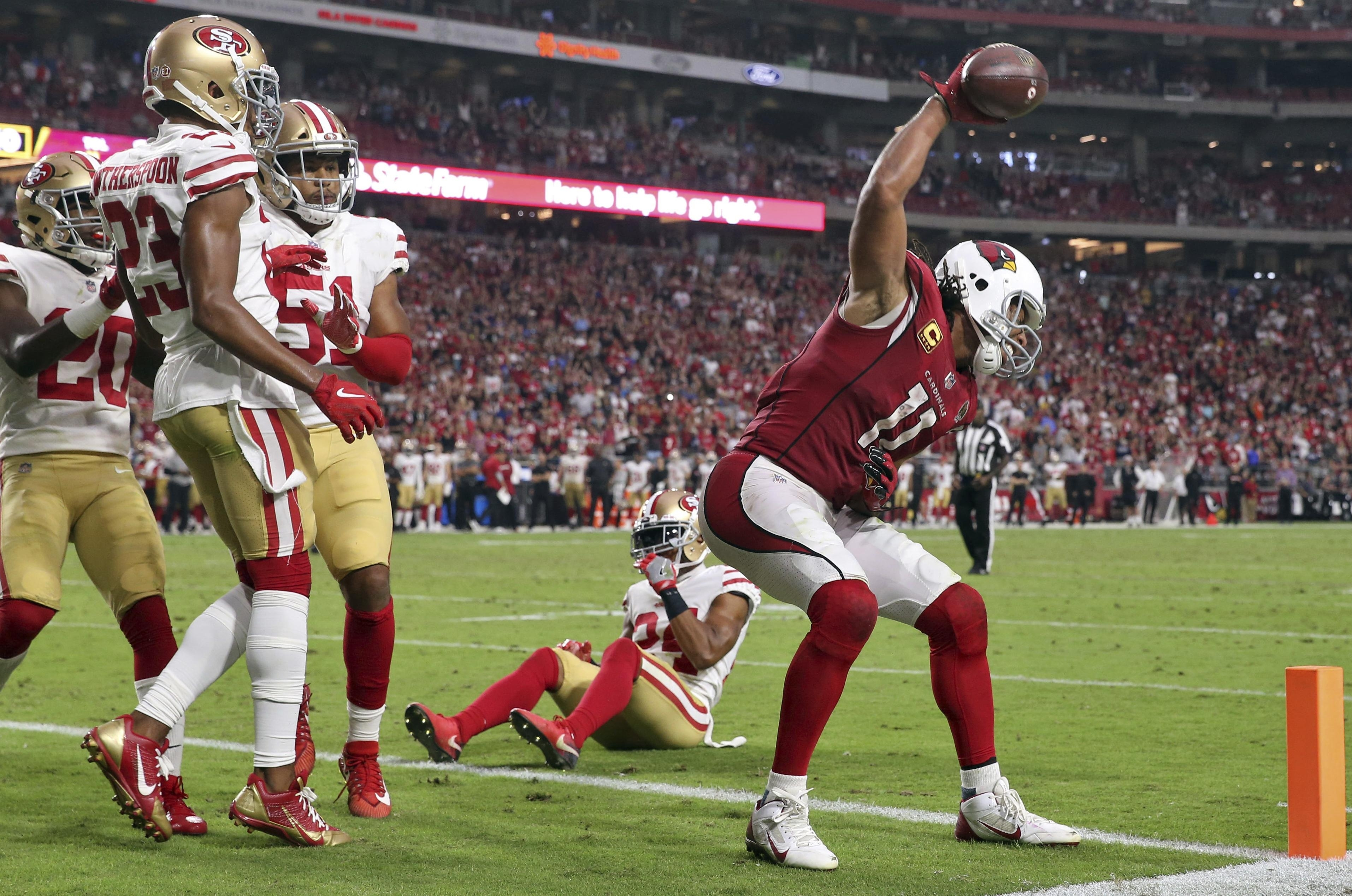 Larry Fitzgerald Was So Upset His Son Skipped His Nfl Game inside Larry Fitzgerald Super Bowl