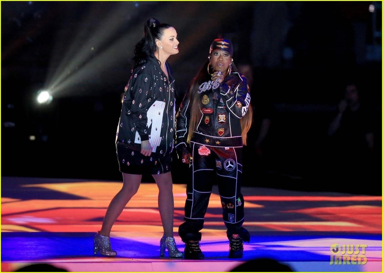 Lenny Kravitz & Missy Elliott: Super Bowl Halftime Show 2015 with regard to Missy Elliott Super Bowl