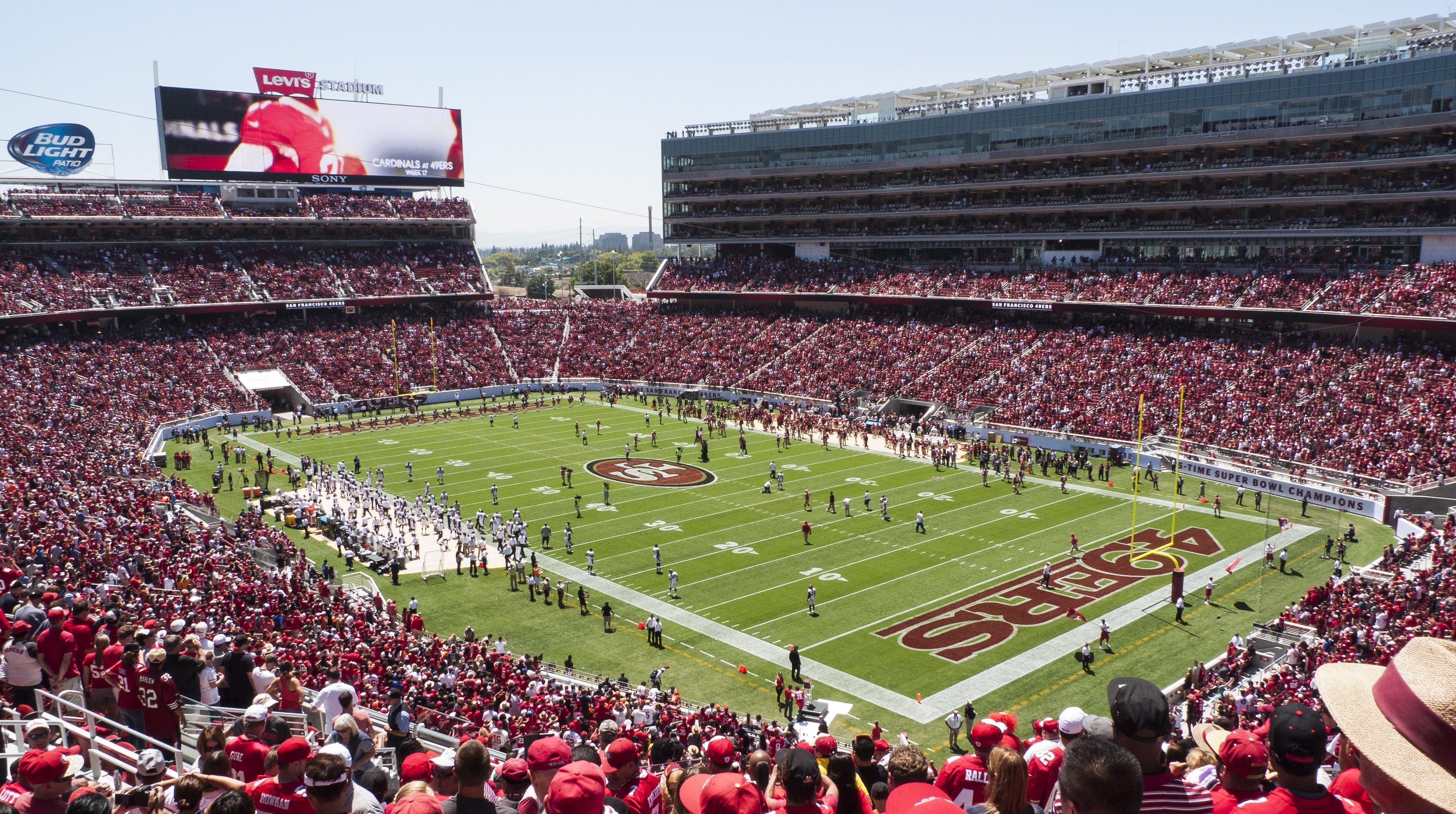 Levi's Stadium - Wikipedia in Super Bowl 2019 Stadium Address