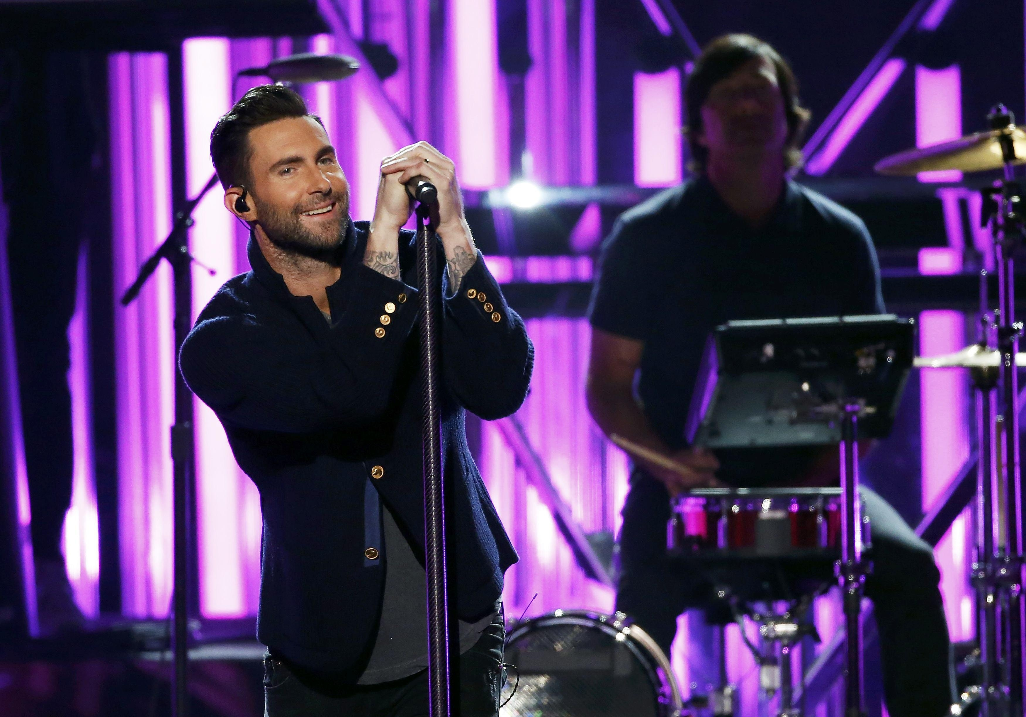 Maroon 5 Is A Frontrunner To Play Super Bowl Liii Halftime intended for Maroon 5 Super Bowl Liii