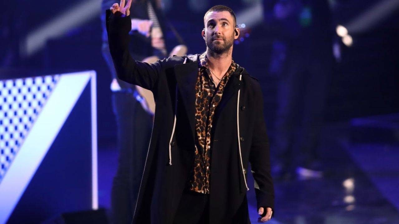 Maroon 5, Travis Scott, And Big Boi Officially Announced As within Maroon 5 Super Bowl Liii