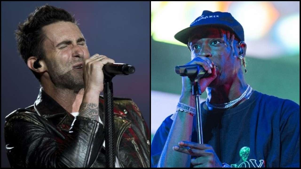 Maroon 5, Travis Scott Set To Headline Super Bowl Liii Halftime in Maroon 5 Travis Scott