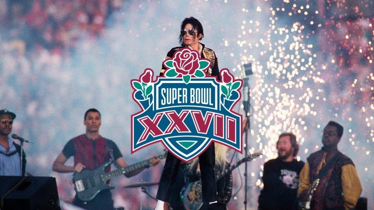 Michael Jackson - Super Bowl Xxvii (Remastered) Hq in Michael Jackson Super Bowl