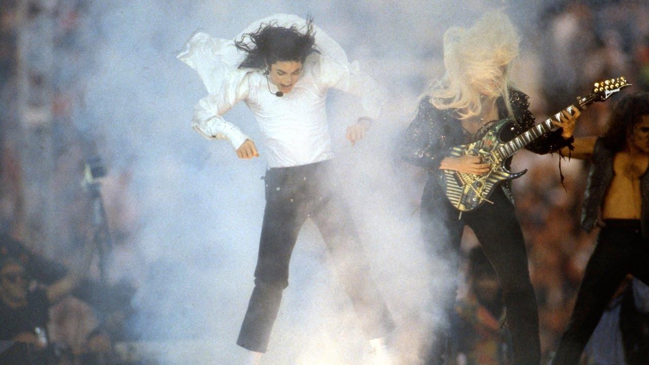 "Michael Jackson'S ""Billie Jean"" Healed The World | Super Bowl Xxvii  Halftime Show | Nfl regarding Michael Jackson Super Bowl"