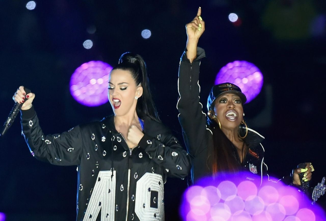 Missy Elliott Saw A 2,500% Sales Bump After The The Super Bowl inside Missy Elliott Super Bowl