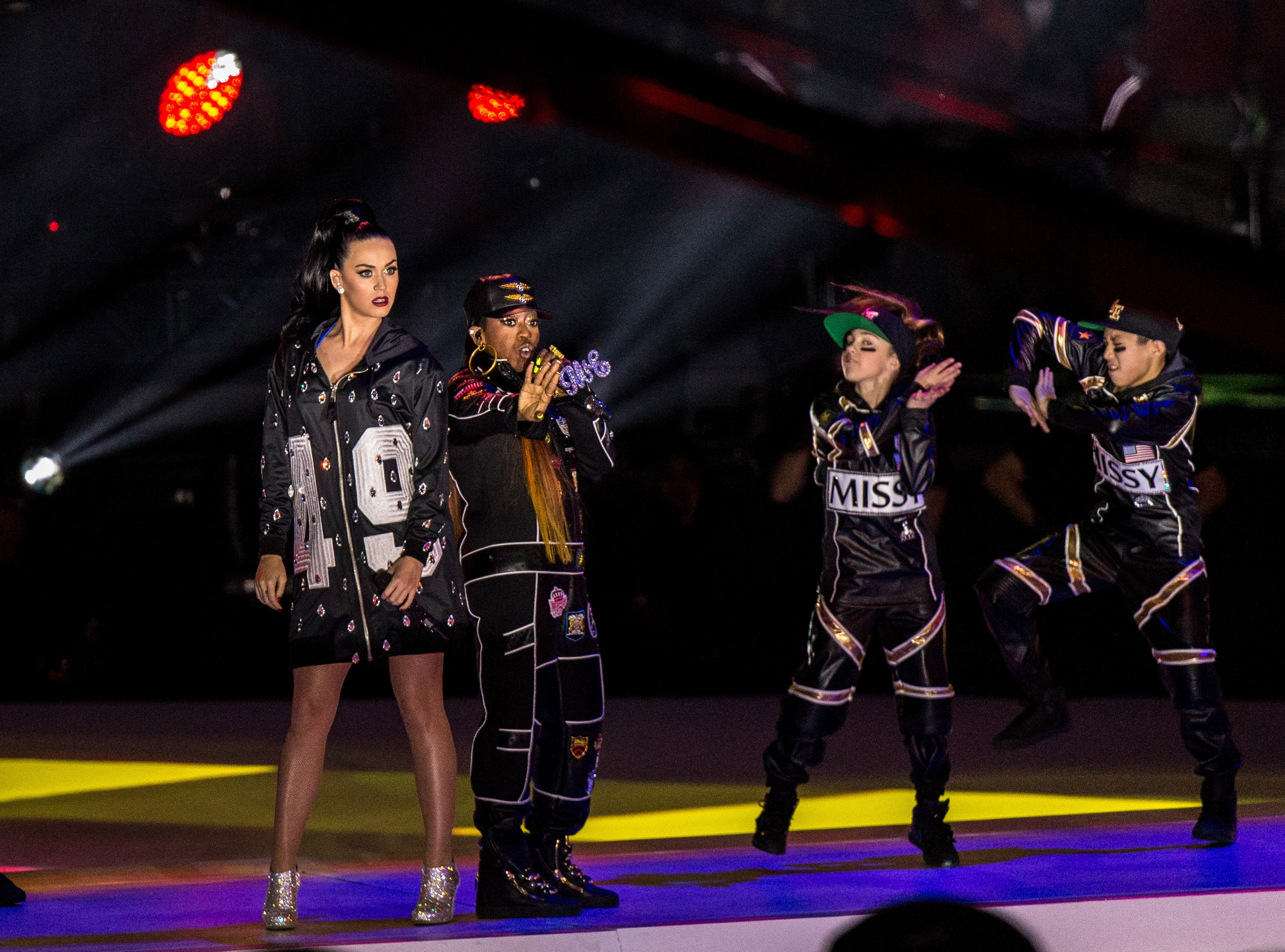 Missy Elliott Totally Stole The Show During The Super Bowl pertaining to Missy Elliott Super Bowl