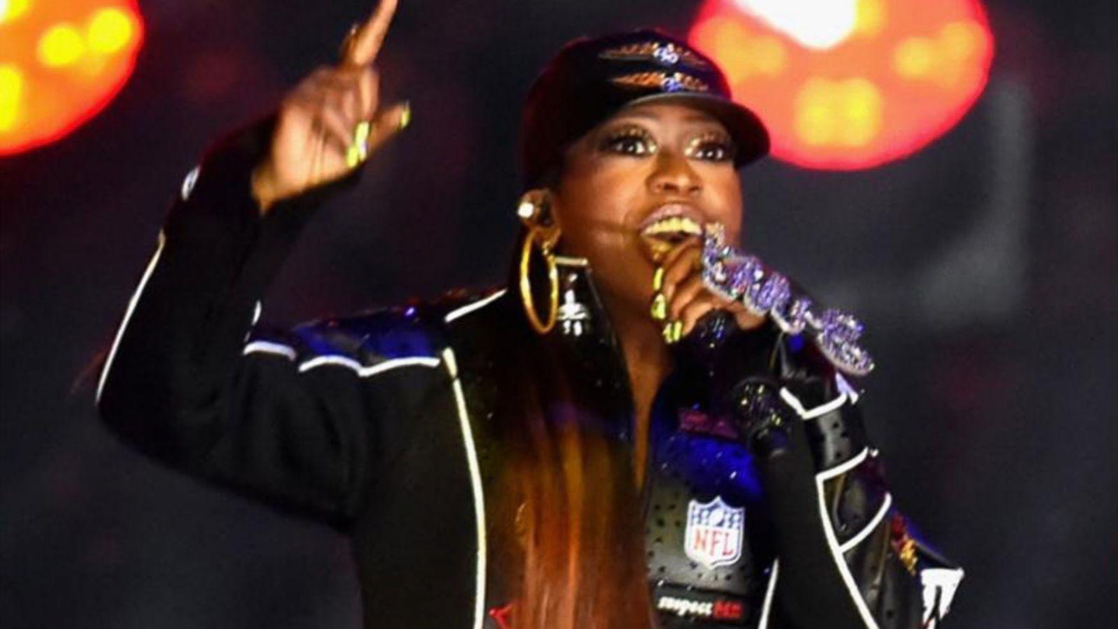 Missy Elliott's Emotional Reaction To Her Super Bowl with regard to Missy Elliott Super Bowl