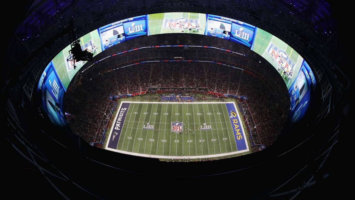 Mls Cup Final Defeats Super Bowl Liii In Attendance Record with regard to Super Bowl Attendance 2019