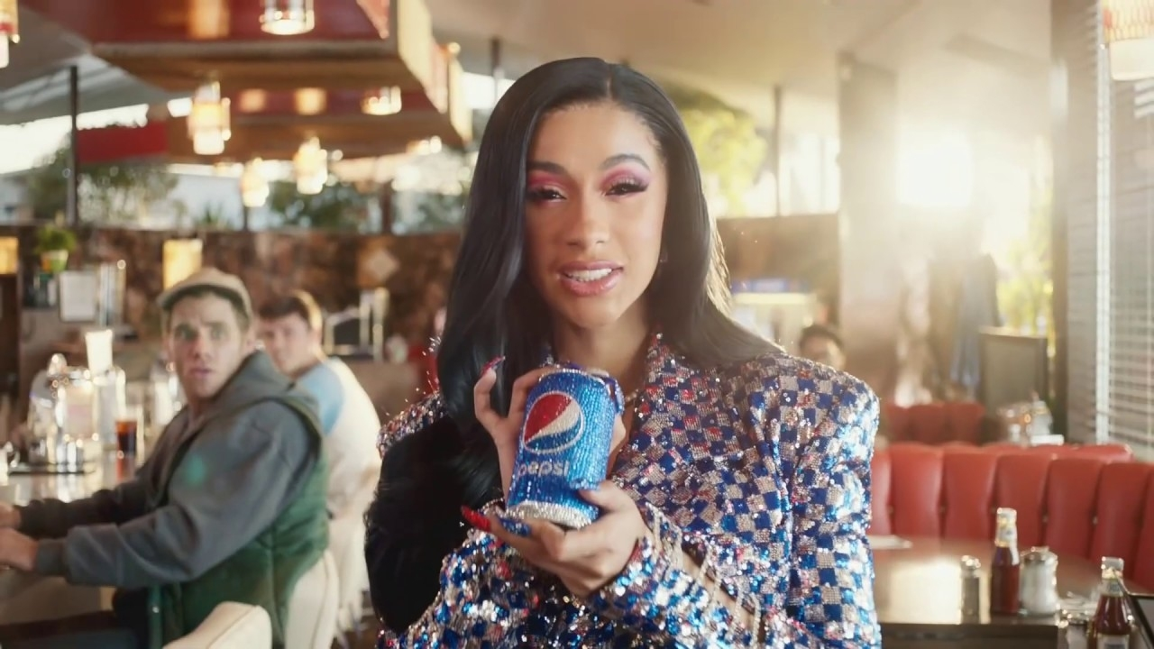 More Than Ok Pepsi Super Bowl Commercial 2019 #sbliii #superbowlads throughout Pepsi Super Bowl 2019