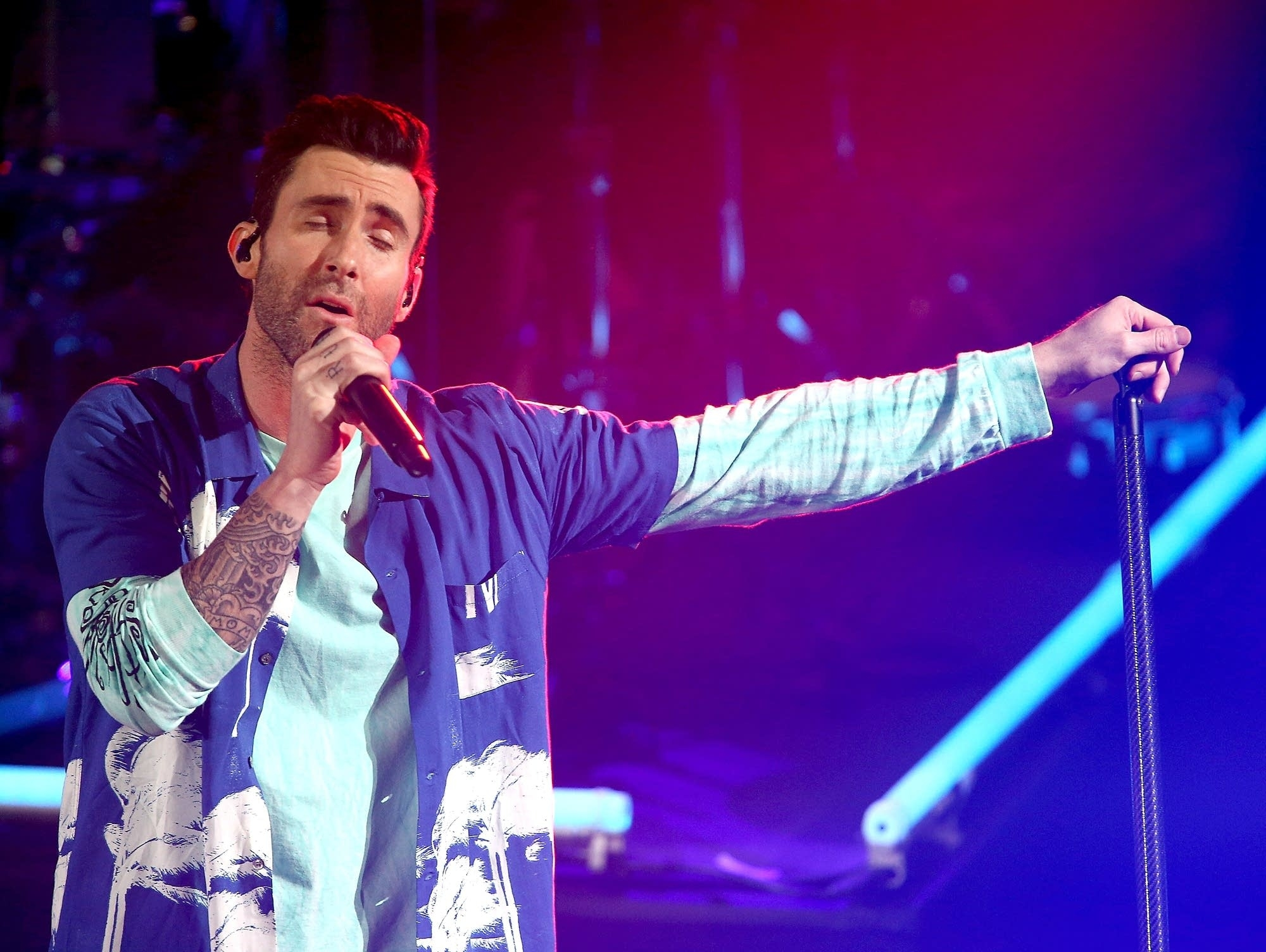 Music News: Maroon 5 Rumored For Super Bowl Liii Halftime within Maroon 5 Super Bowl Liii