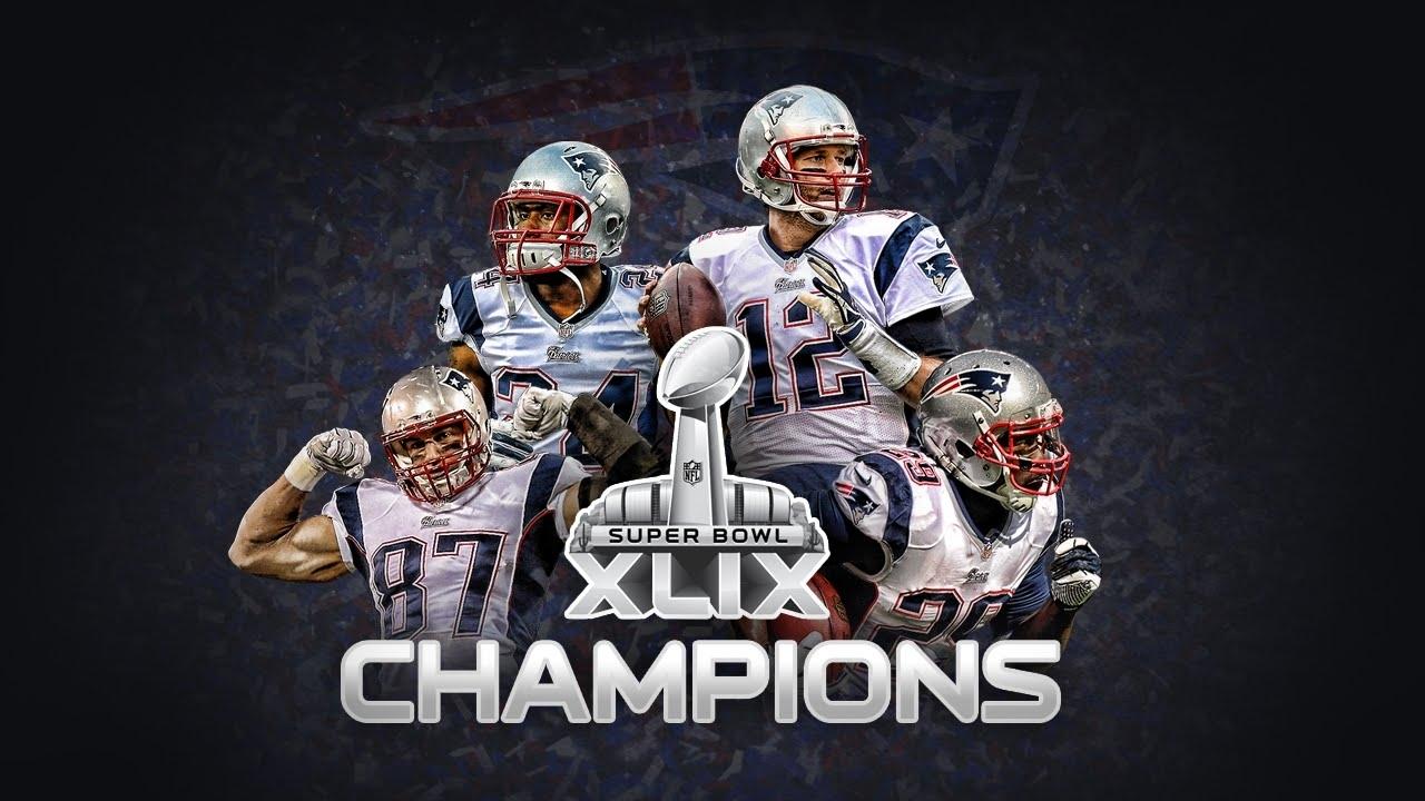 New England Patriots 2015 Super Bowl Xlix Champions regarding New England Super Bowls