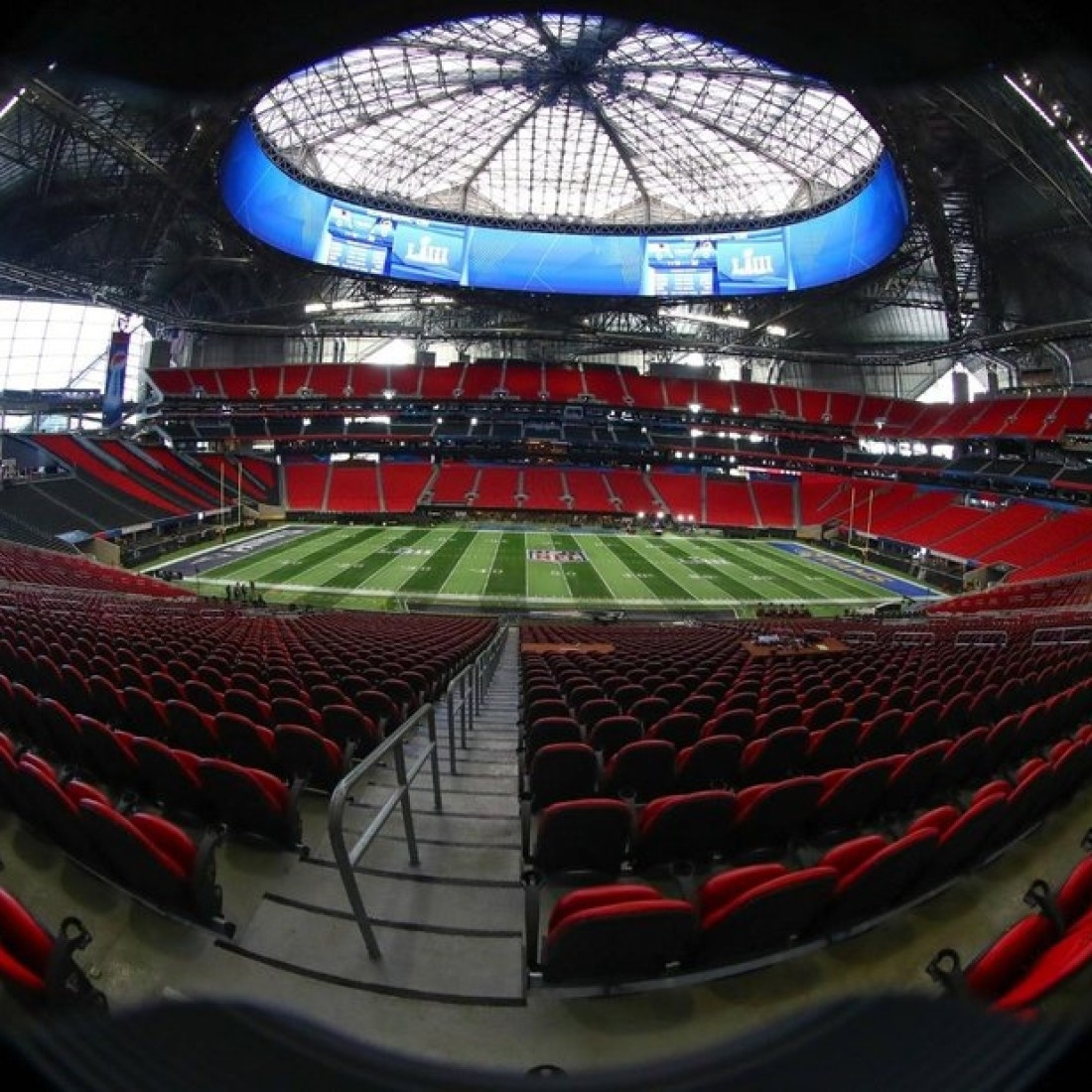 New England Patriots Gegen Los Angeles Rams: Nfl Super Bowl intended for Super Bowl 2019 Tickets