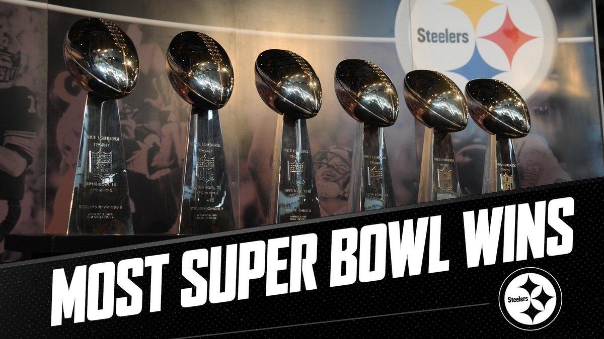 "Nfl On Espn On Twitter: ""the @steelers Won Six Super Bowls regarding Steelers Last Super Bowl"