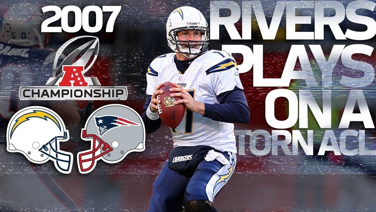 Nfl - Patriots Vs. Chargers: Philip Rivers Kämpft Um Seinen within Philip Rivers Super Bowl
