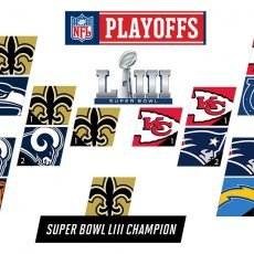 Nfl Playoff Predictions 2019: Super Bowl Liii Picks   Si throughout Map Of Super Bowl Prediction