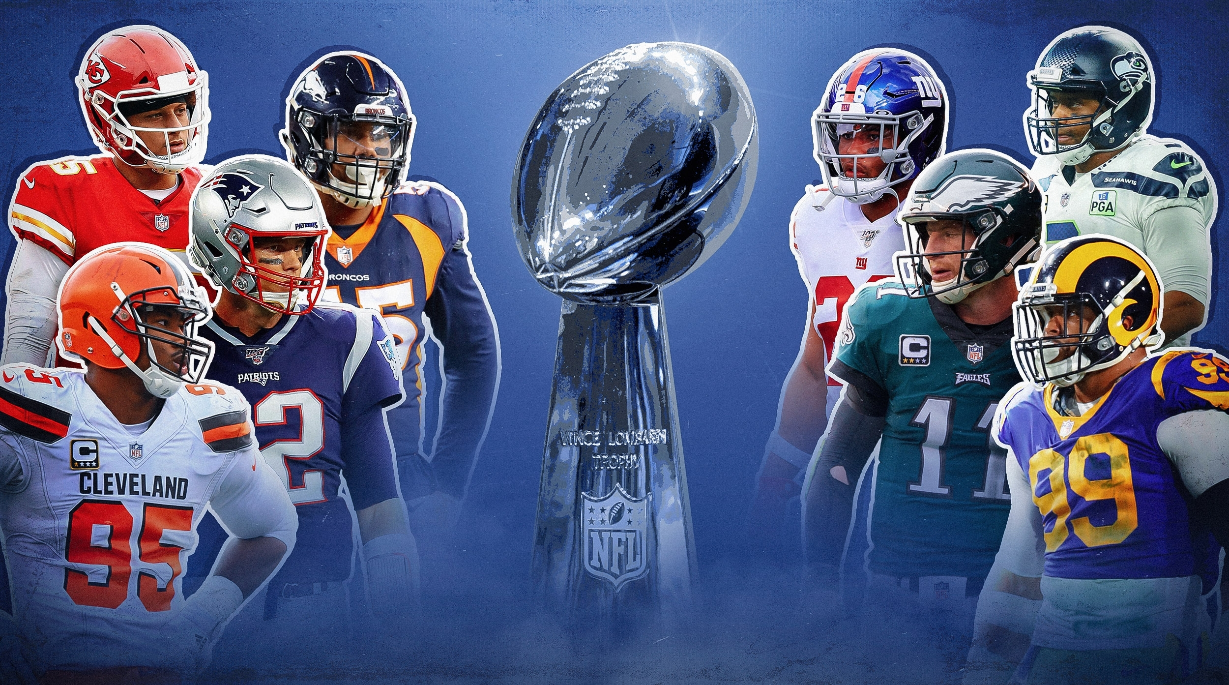 Nfl Predictions 2019: Playoff Picks, Super Bowl Champ, Nfl within The Super Bowl 2019