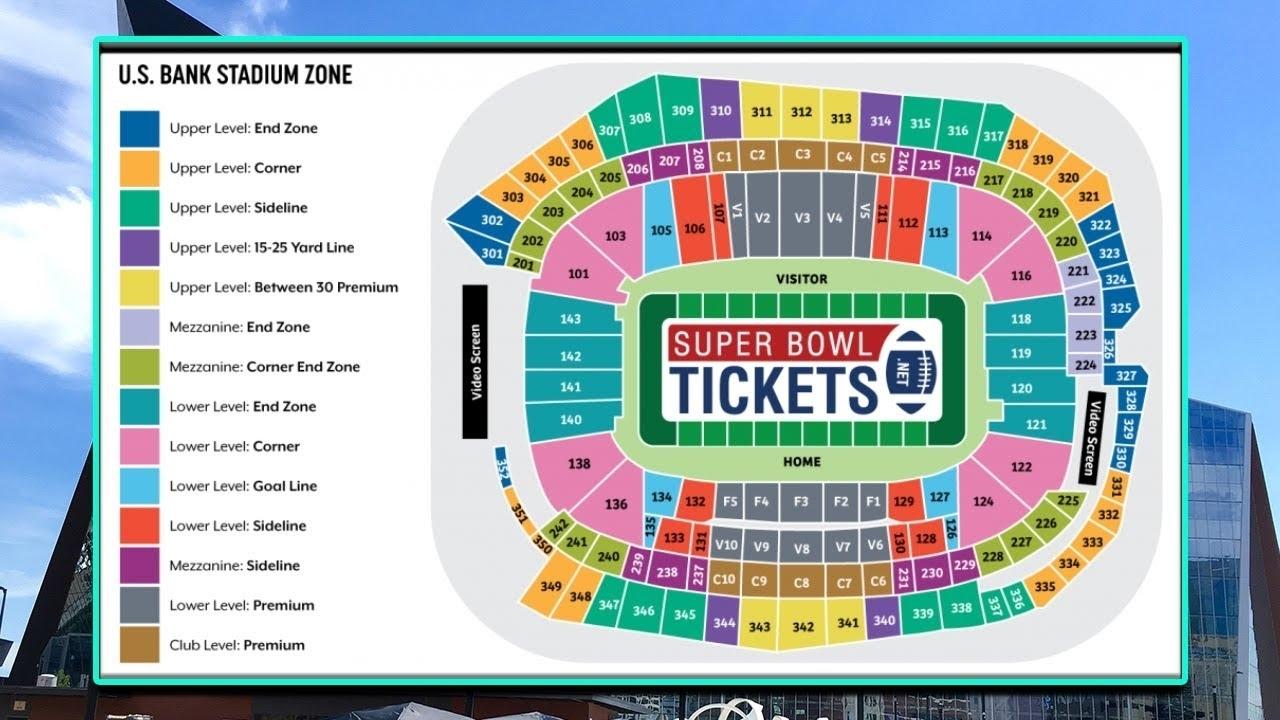 Nfl Super Bowl 2018 Tickets L Super Bowl 52 Tickets Vivid Seats inside Super Bowl Tickets 2018