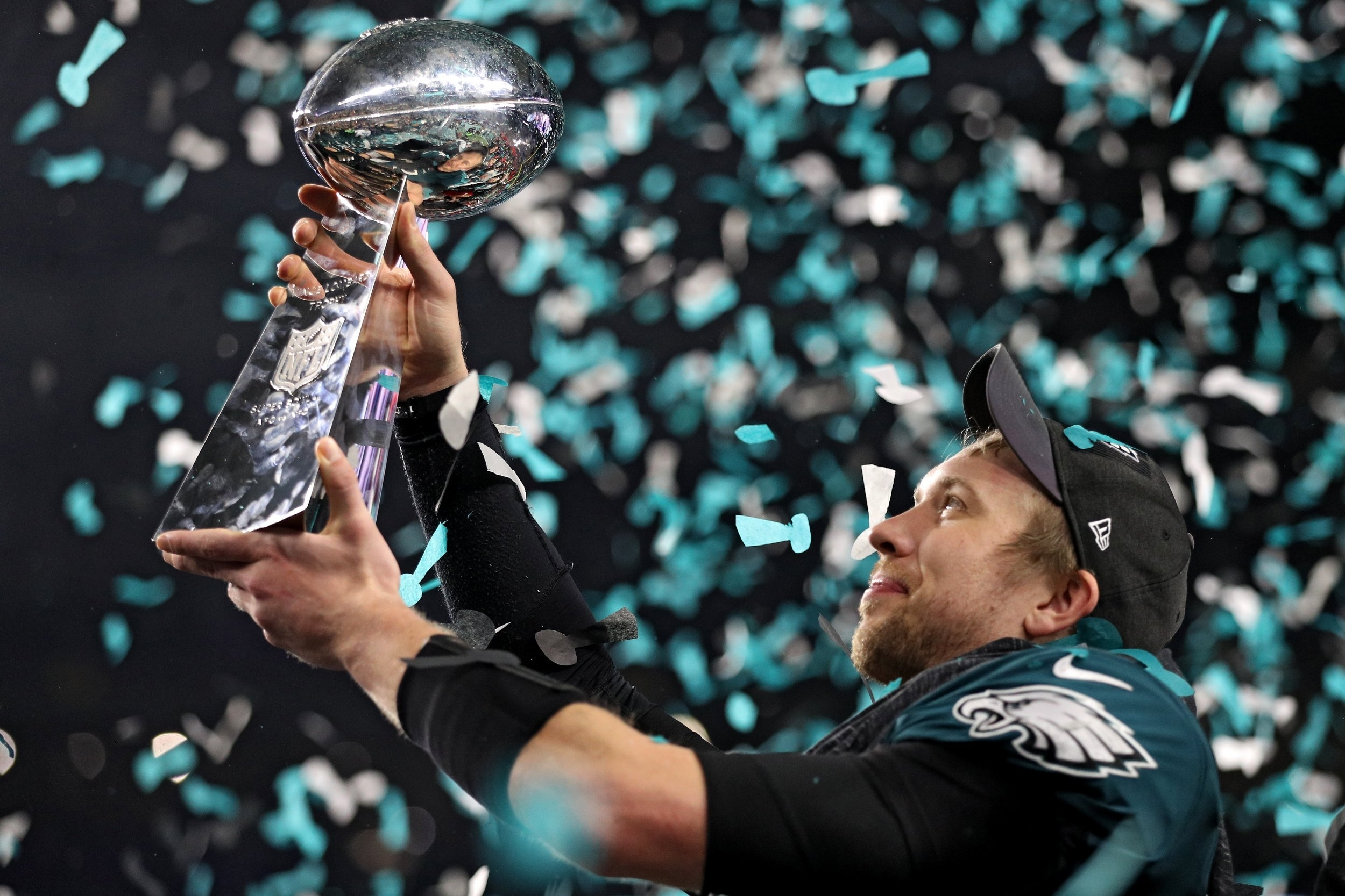 Nick Foles Possibly Only Eagles Player Willing To Visit within Nick Foles Super Bowl