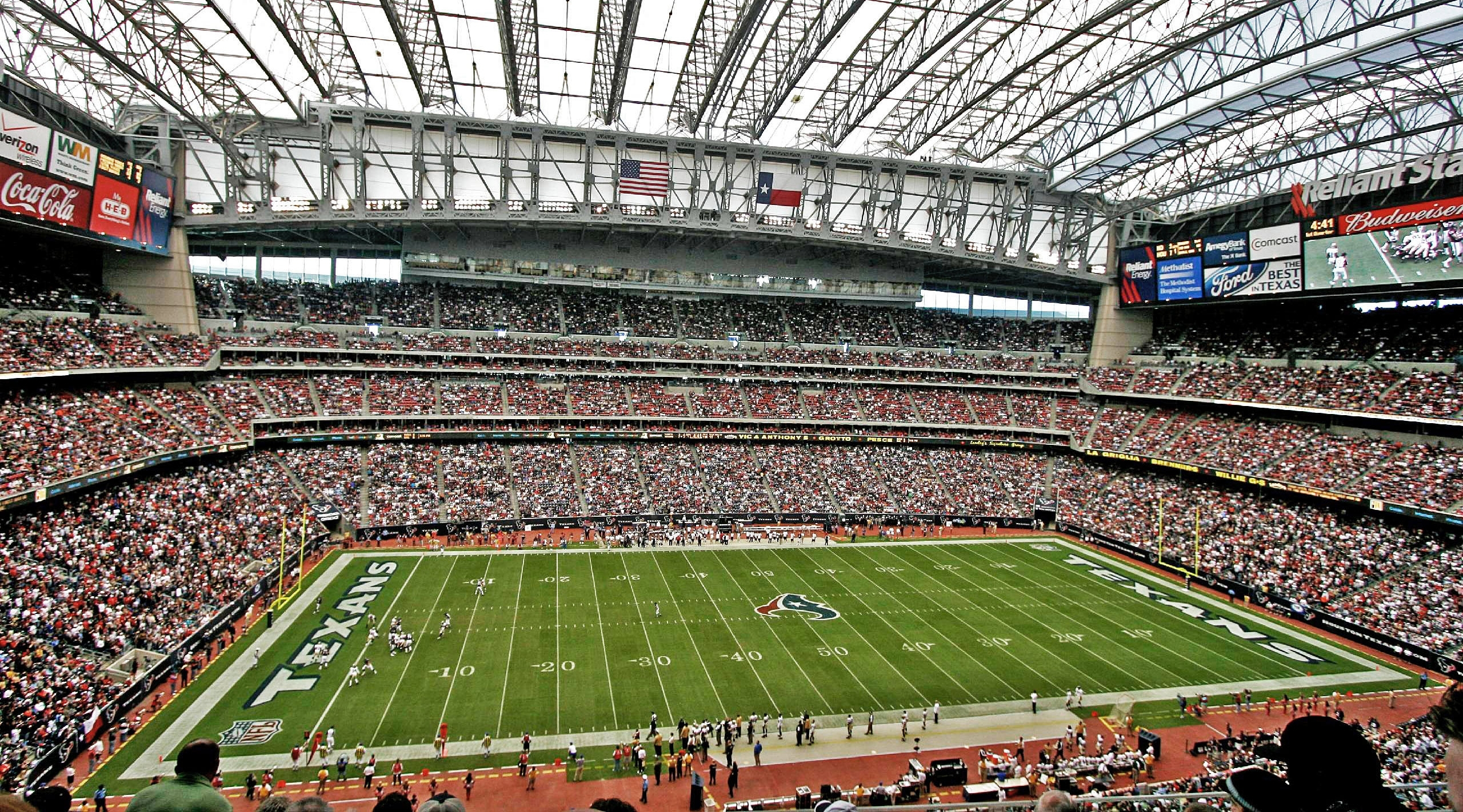 Nrg Stadium - Wikipedia in Super Bowl Attendance 2018