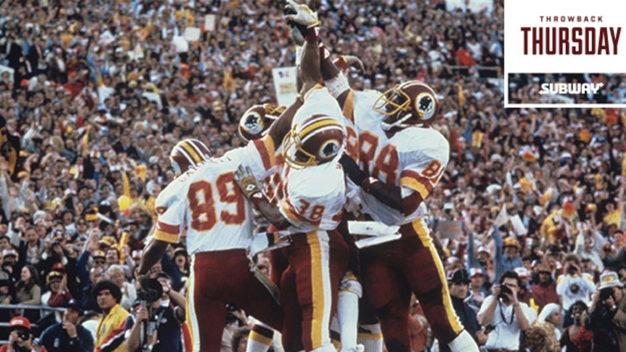 Official Site Of The Washington Redskins inside Washington Redskins Nfl Championships 1992