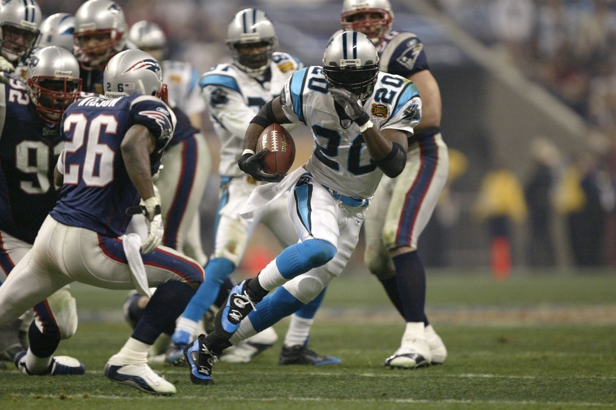 Panthers Sources Accuse Patriots Of Cheating In Super Bowl in Patriots Panthers Super Bowl