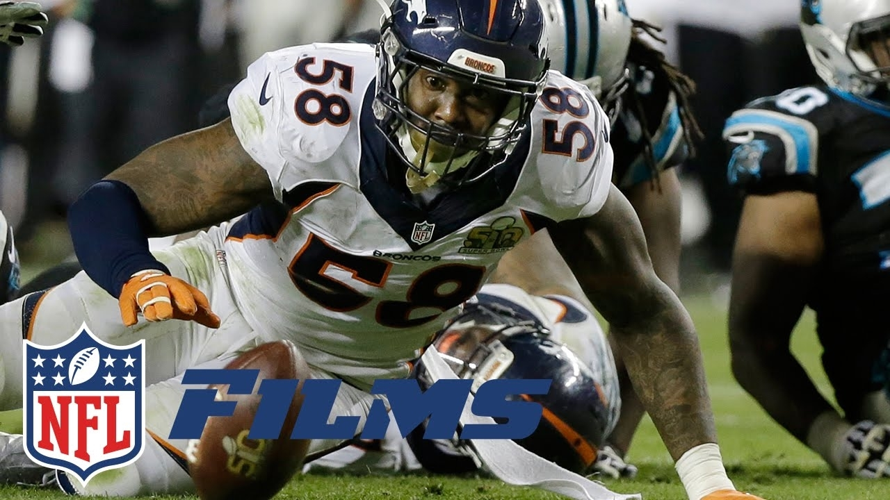 Panthers Vs. Broncos: Super Bowl 50   Nfl Films Highlights pertaining to Panthers Broncos Super Bowl