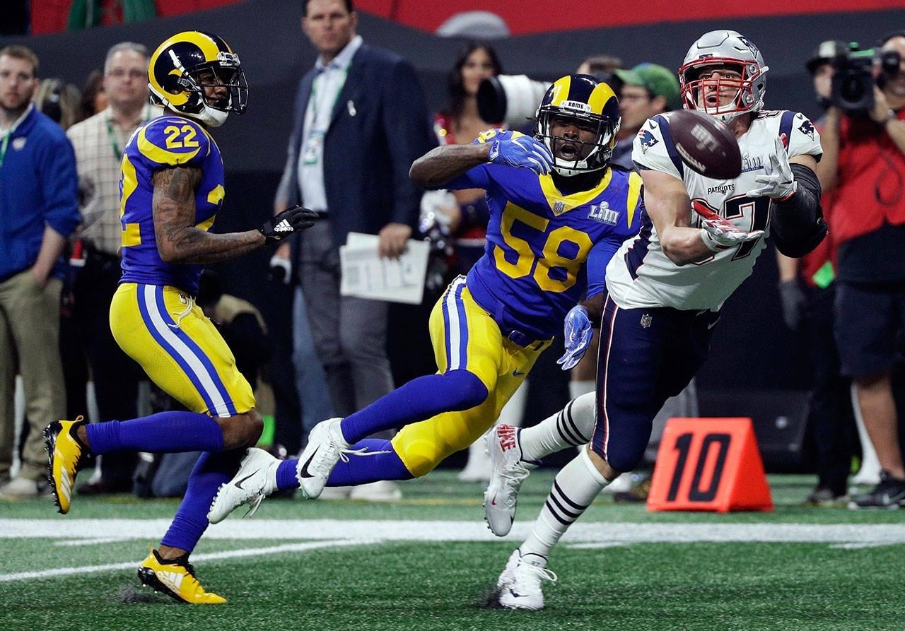 Patriots Beat Rams In Lowest Scoring Super Bowl Ever for Lowest Scoring Super Bowl Ever