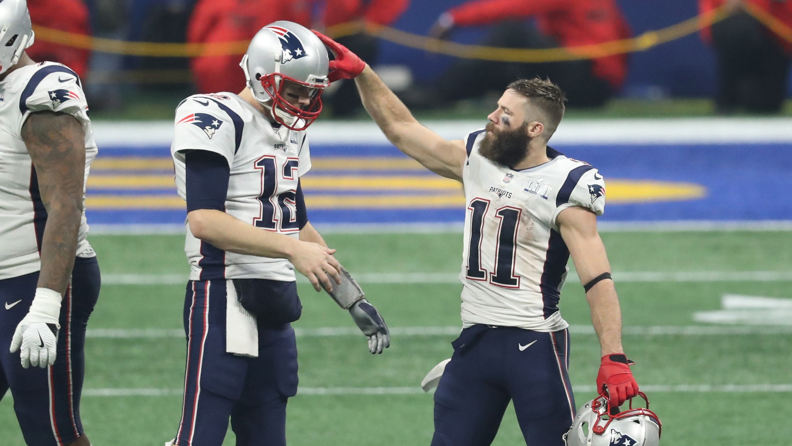 Patriots Beat Rams In Lowest Scoring Super Bowl Ever | Nbc within Nbc Super Bowl Mvp Vote