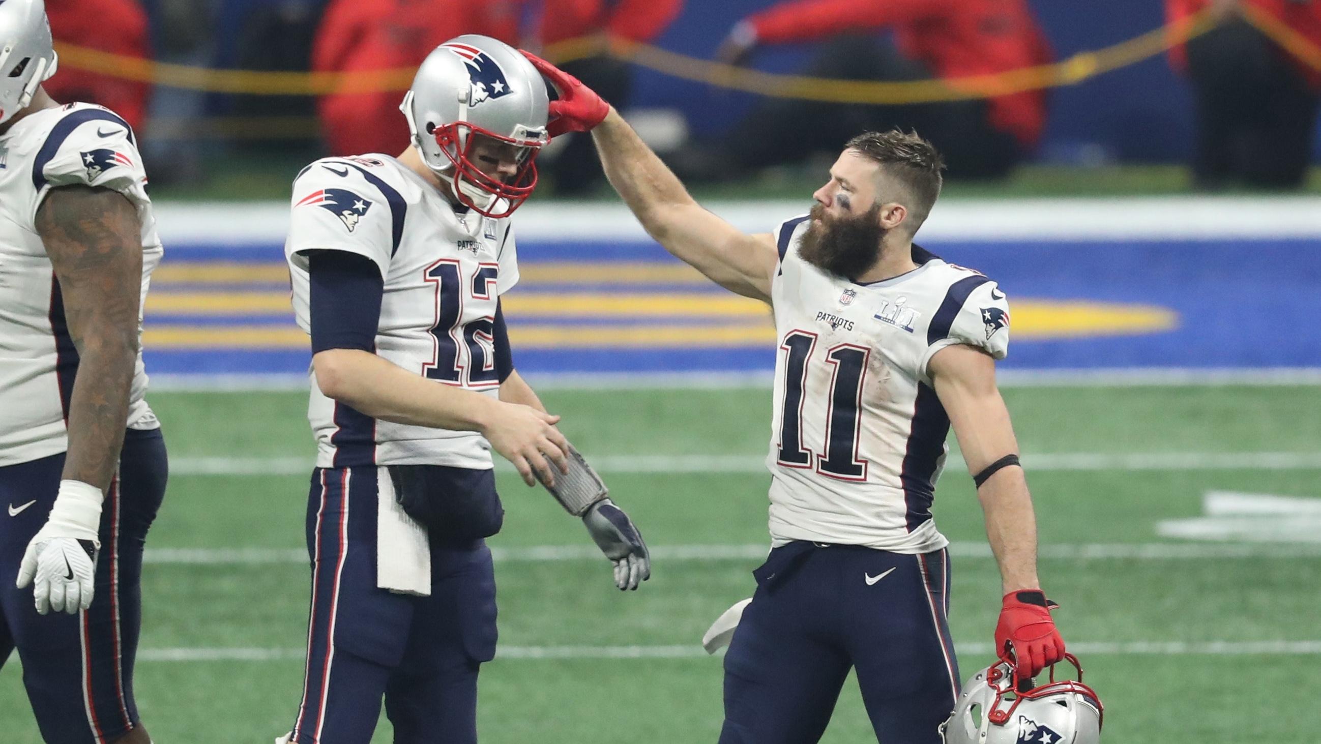 Patriots Beat Rams In Lowest Scoring Super Bowl Ever | Nbc within Nbc Super Bowl Mvp Vote