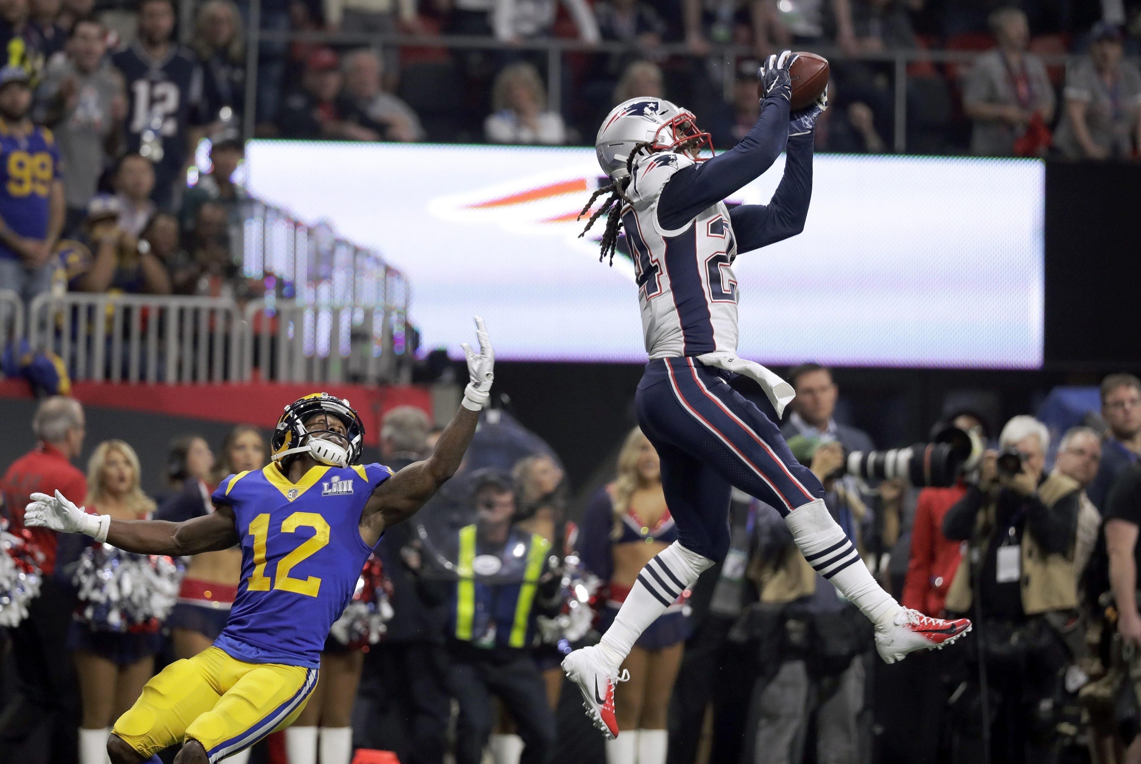 Patriots Defeat Rams 13-3 In Lowest-Scoring Super Bowl Ever intended for Lowest Scoring Super Bowl Ever
