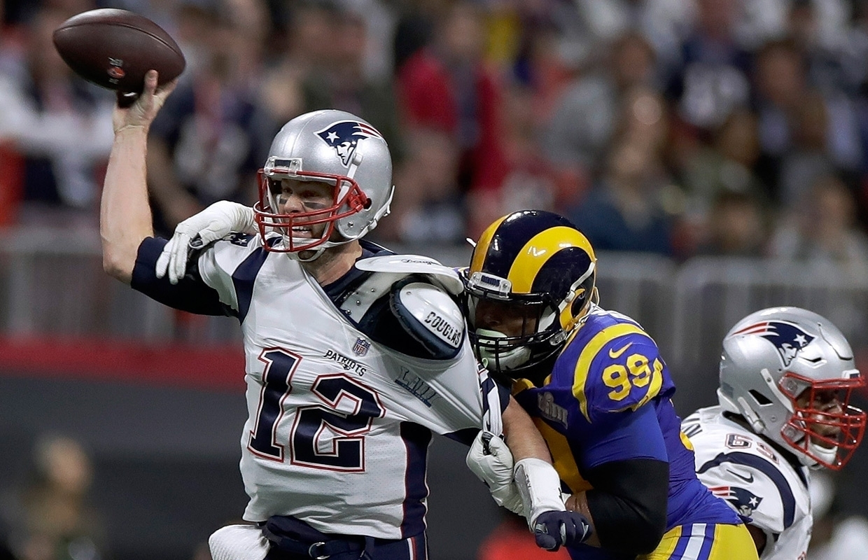 Patriots Defeat Rams In Lowest-Scoring Super Bowl Ever regarding Lowest Scoring Super Bowl