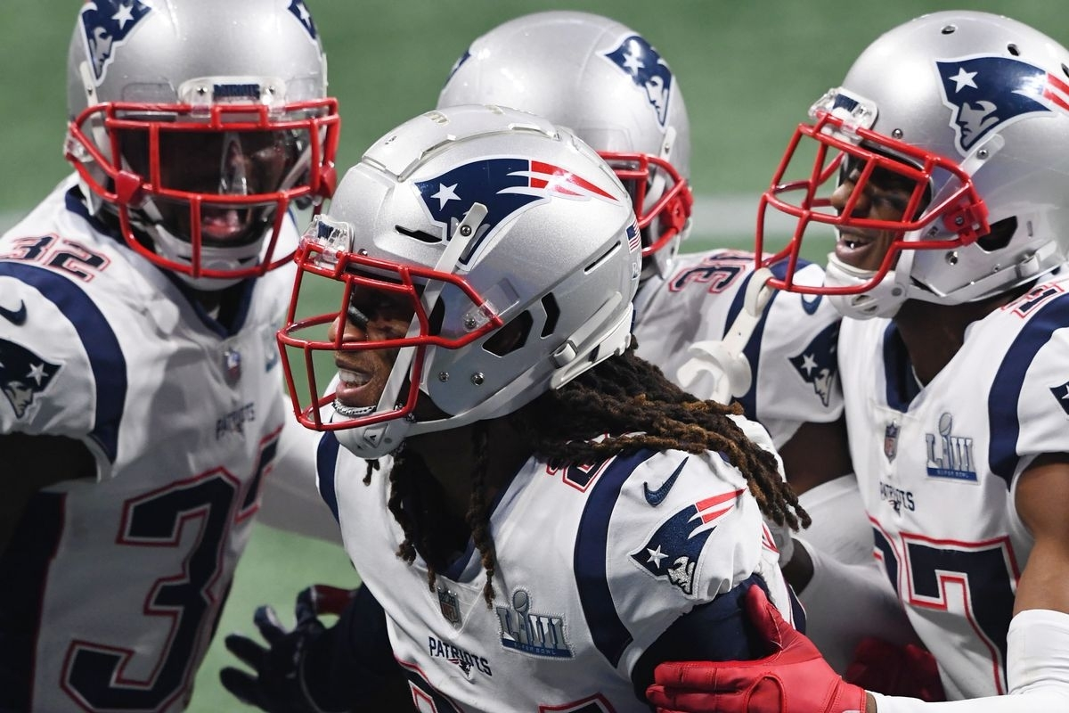 Patriots Defense Delivered A Game For The Ages In Super Bowl pertaining to Rams And Patriots 2019