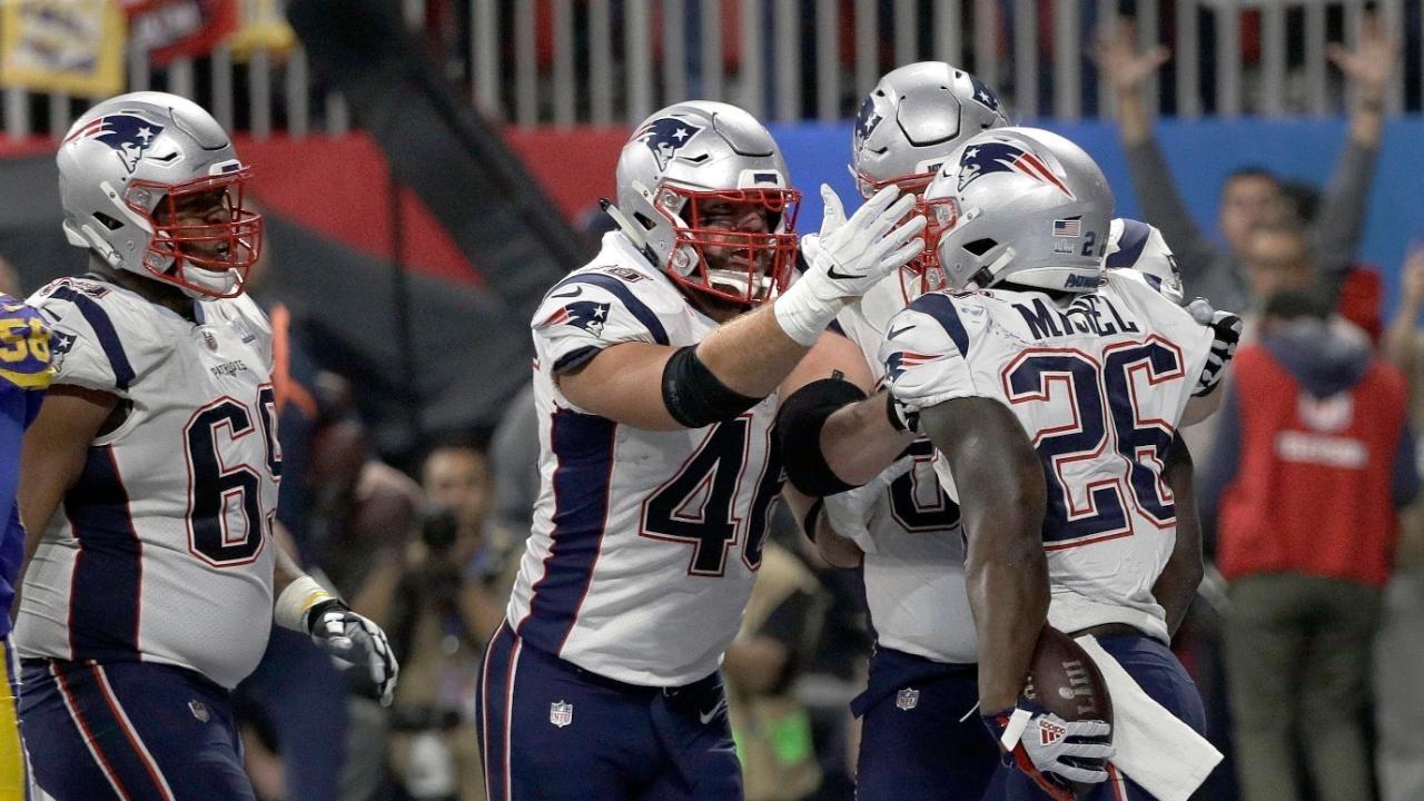 Patriots Gewinnen Super Bowl: Die Highlights Zum Nachlesen for New England Super Bowls