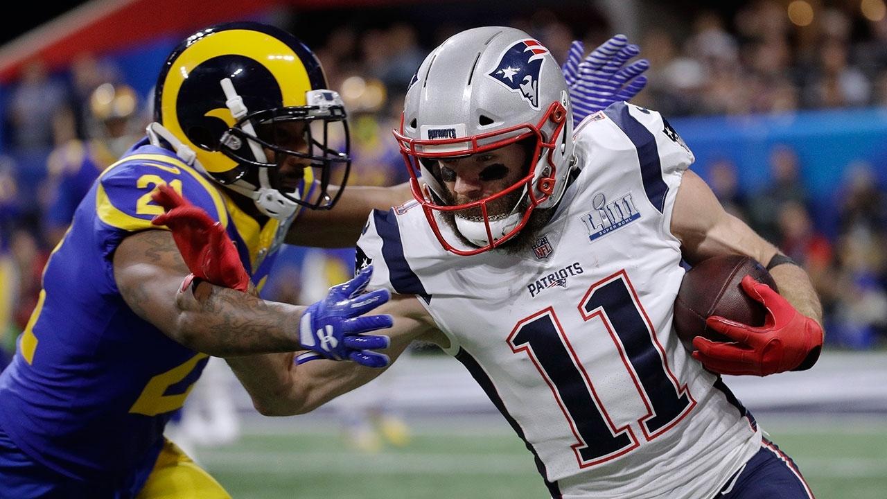 Patriots' Julian Edelman Wins Super Bowl Mvp - Sportsnet.ca pertaining to Super Bowl Mvp Fan Vote