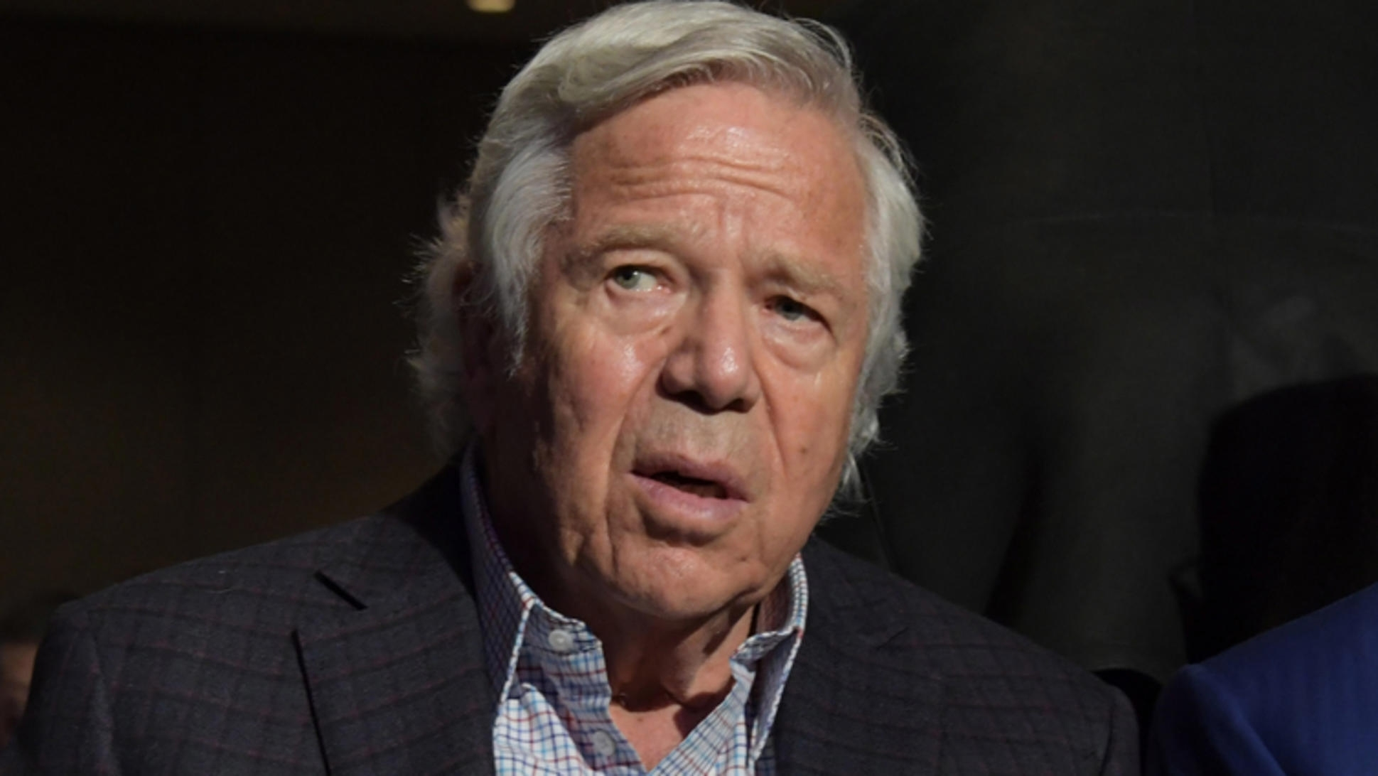 Patriots Owner Robert Kraft Shows Off His Dance Moves With intended for Robert Kraft Cardi B