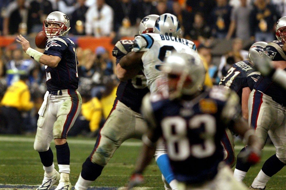 Patriots Super Bowl History: Super Bowl Xxxviii Vs The pertaining to Patriots Panthers Super Bowl