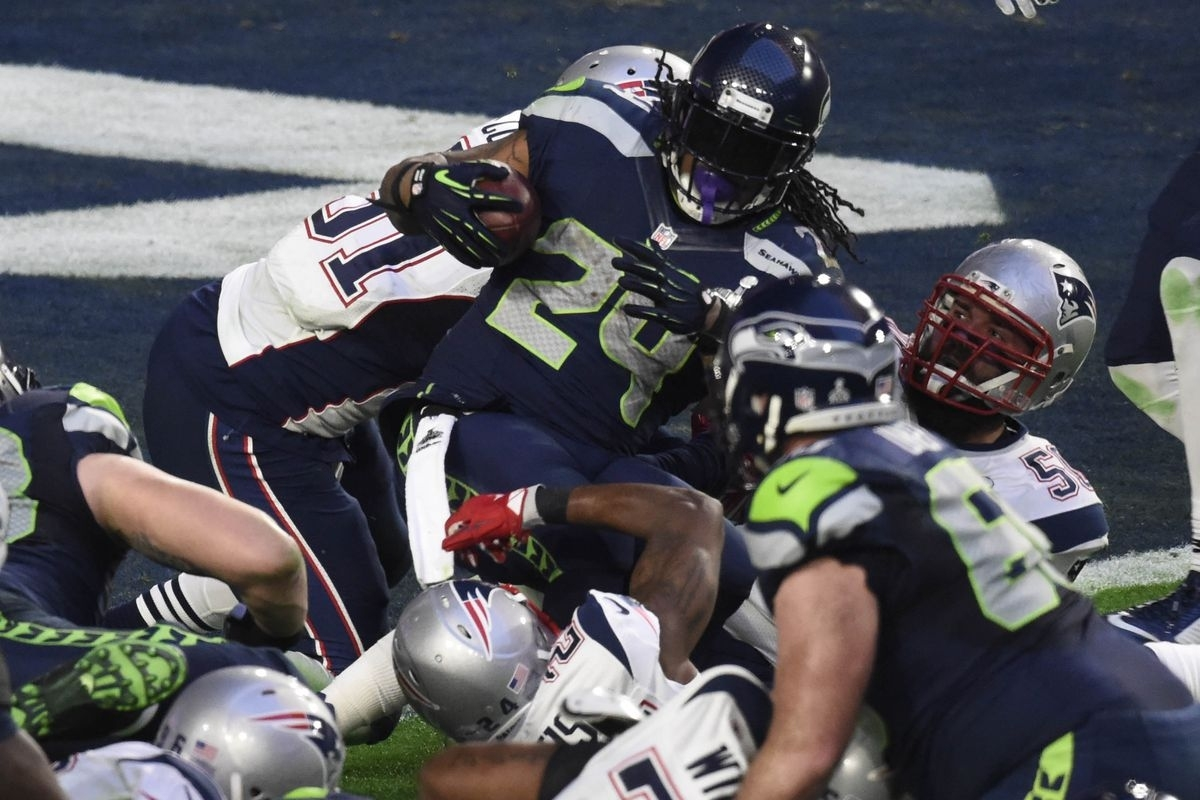 Patriots Vs. Seahawks Super Bowl Score 2015: Tie Game At with regard to Seahawks Super Bowl 2015