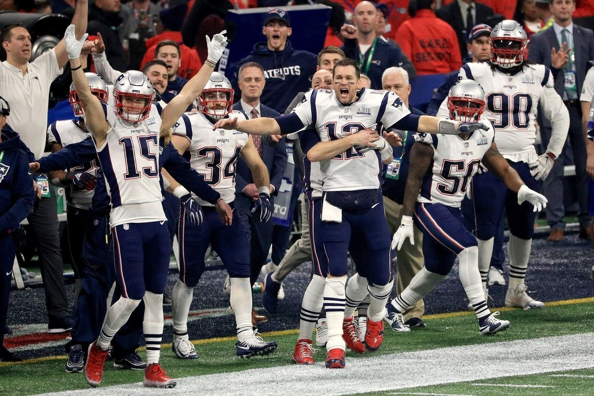 Patriots Win Super Bowl 2019: Get The Apparel To Celebrate intended for Super Bowl 2019 Patriots