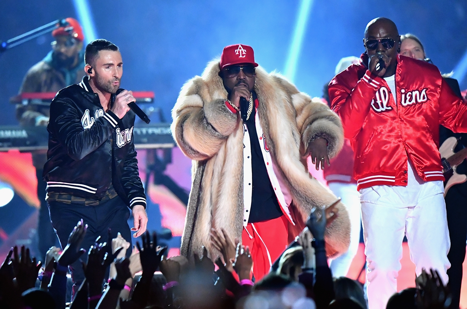 Peta Wants Big Boi To Donate His Super Bowl Fur Coat | Billboard regarding Big Boi Super Bowl