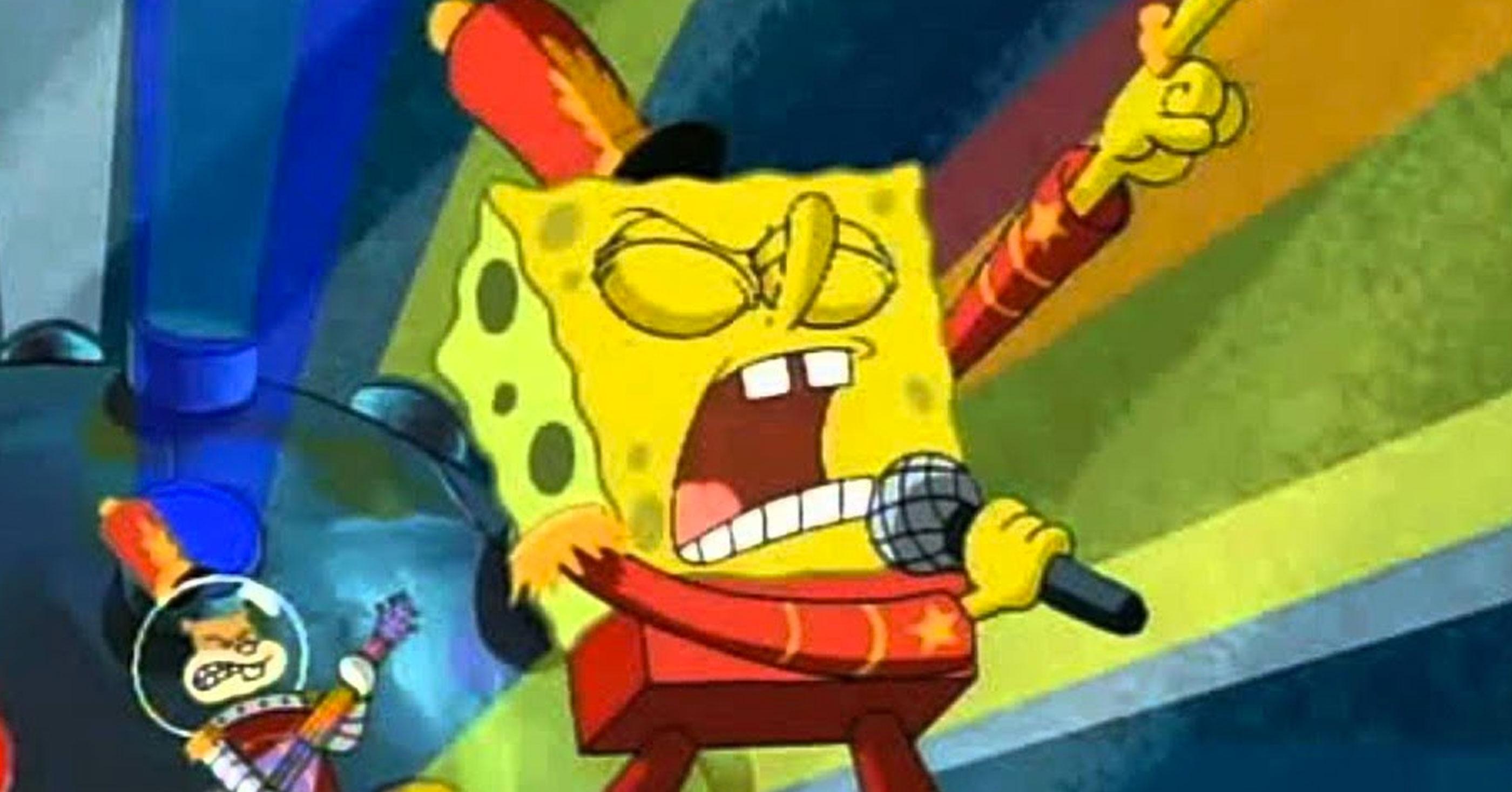 Petition For Spongebob's 'sweet Victory' To Be Super Bowl 53 regarding Spongebob Squarepants Sweet Victory